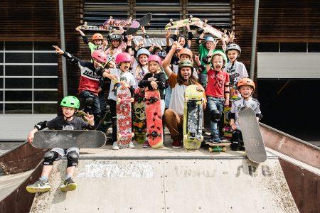 Kindergeburtstg Skaten Party // HIMBEER