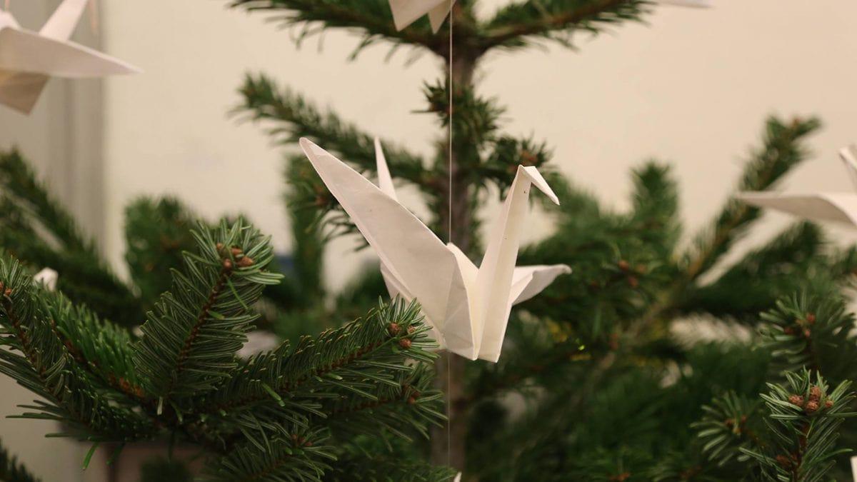Japandult Kranich Origami // HIMBEER