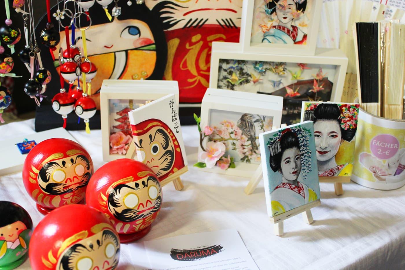 Japandult Kunst Japan // HIMBEER