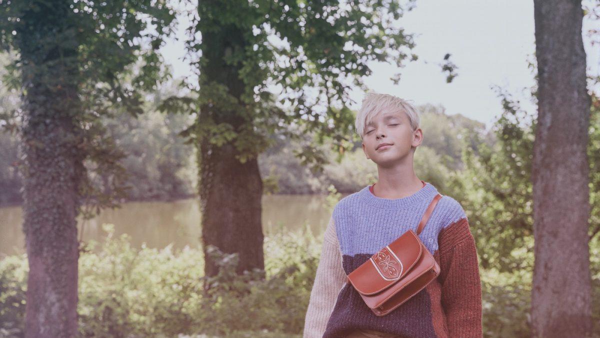 Herbstschätze Mode für Kinder in Berlin // HIMBEER
