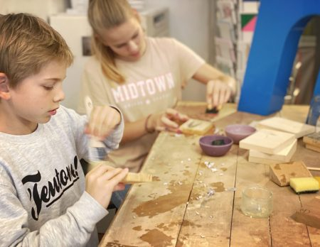 Workshop Clalue Holz // HIMBEER