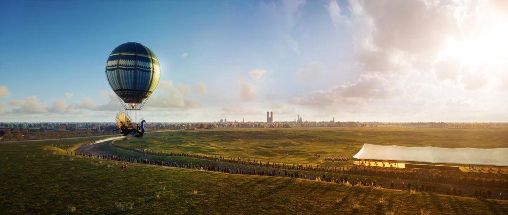 TimeRide München: Virtual-Reality-Zeitreise // HIMBEER