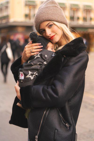 Kokad Trage Mutter Baby // HIMBEER