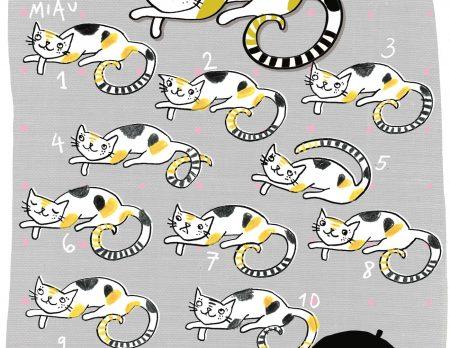 HIMBEERchen Kinderrätsel über eine Katze // HIMBEER