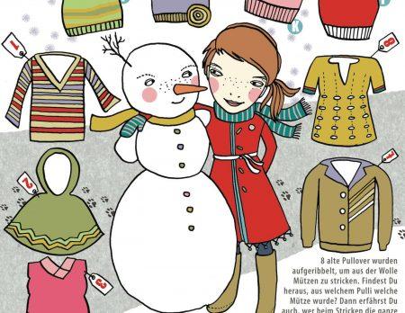HIMBEERchen Kinderrätsel für den Winter // HIMBEER