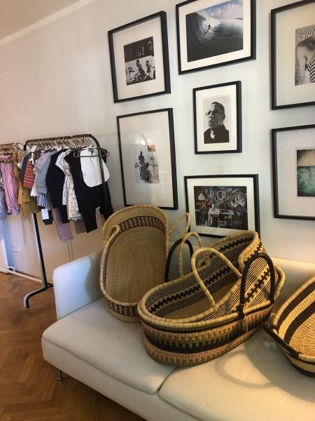 Baby Boutique Munich Pop Up Store // HIMBEER