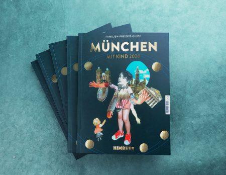 Familien-Freizeit-Guide: MÜNCHEN MIT KIND 2020 // HIMBEER