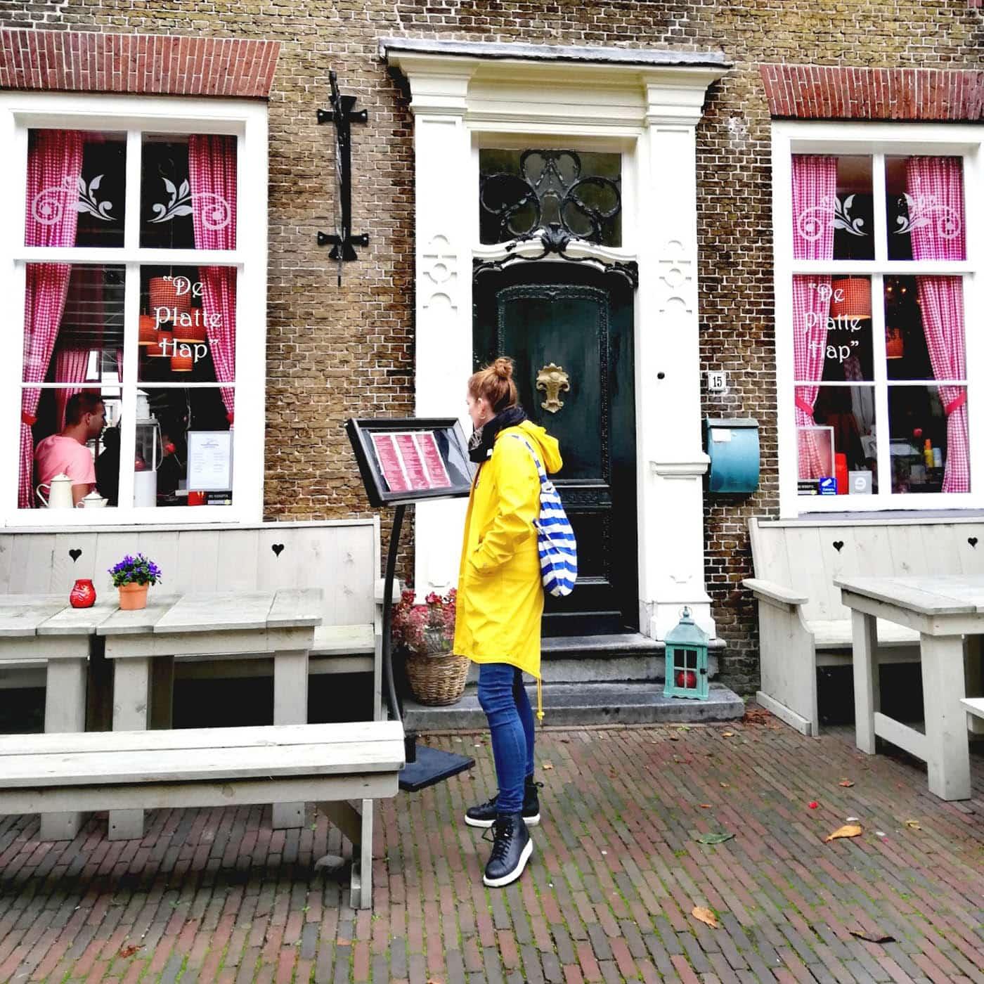 Familienurlaub in Zeeland, Niederlande: Pannekoekenhuis mit Kindern // HIMBEER