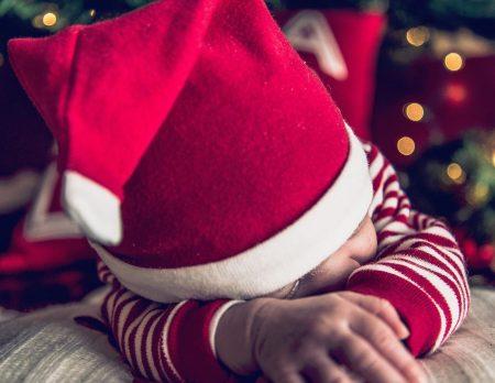 Kind KO von Weihnachten // HIMBEER