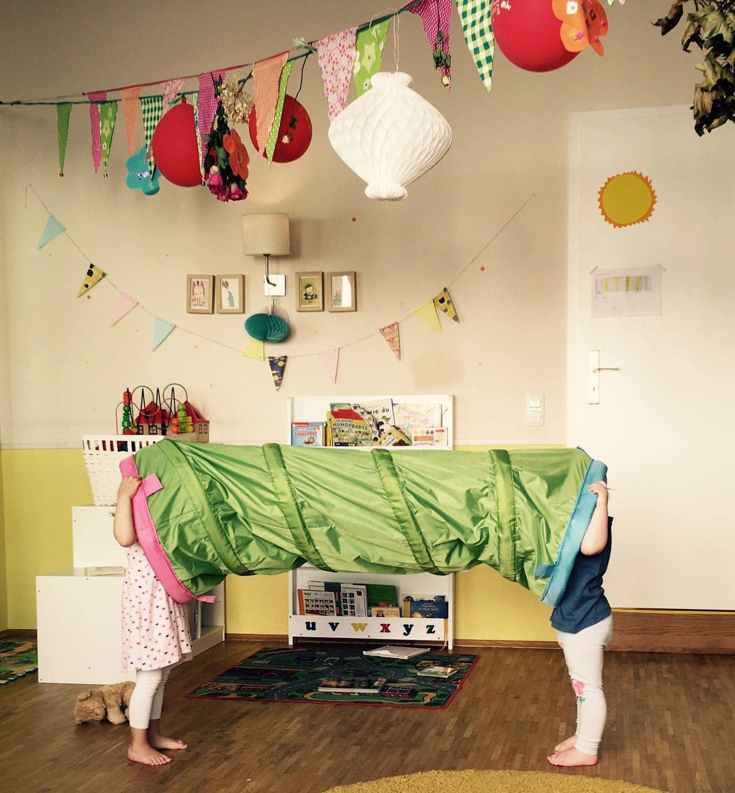 Tolle Orte für Eltern mit Baby oder Kleinkindern in München: Zuckertag // HIMBEER
