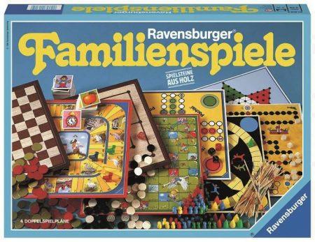 Gute Gesellschaftsspiele für Familien: Familienspiele-Sammlung // HIMBEER