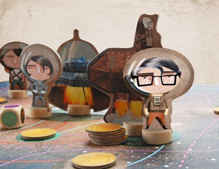 Gute Brettspiele für Kinder: Weltraumabenteuer // HIMBEER // HIMBEER