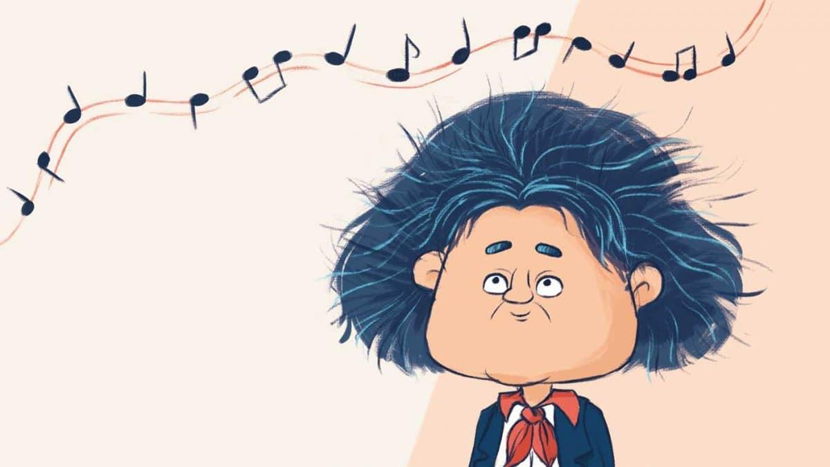 Beethoven: Kreativwettbewerb // HIMBEER