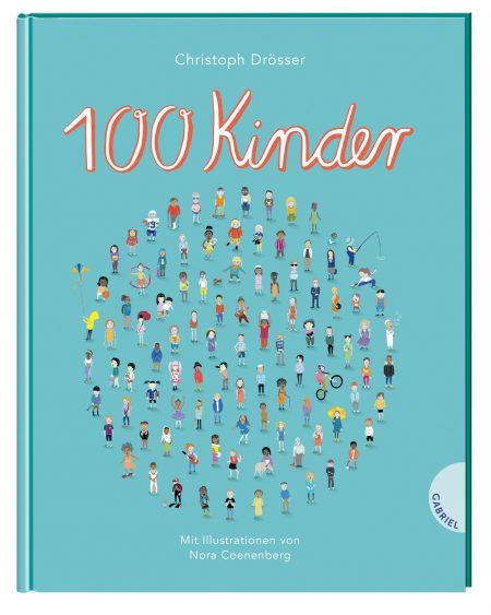 Kindersachbuch-Tipp: 100 Kinder // HIMBEER