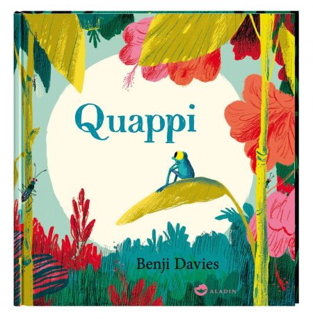 Bilderbuch-Tipp: Quappi von Benji Davies // HIMBEER