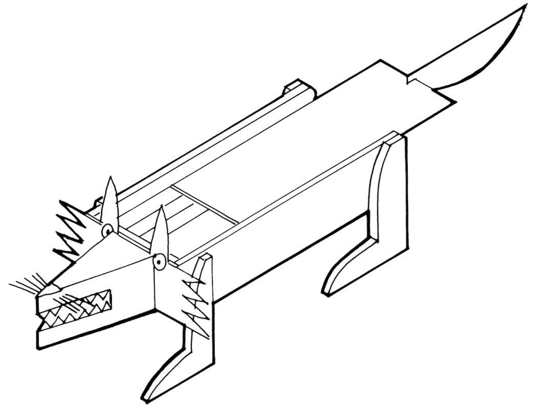 DIY: Stiftehalter für den Kinderschreibtisch // HIMBEER
