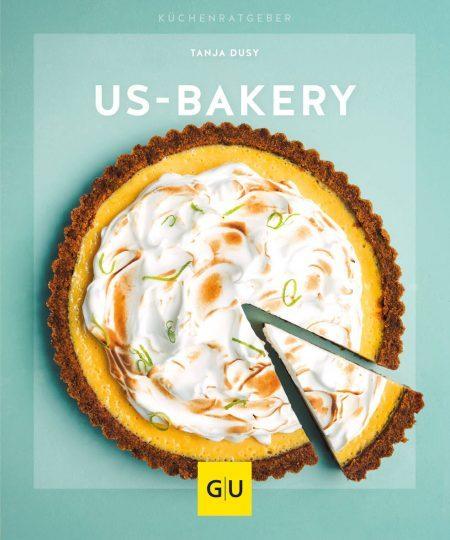 Backbuch mit Rezept für Schokladenkekse: US-Bakery // HIMBEER