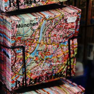 April-Mai Ausgabe HIMBEER Magazin: München // HIMBEER