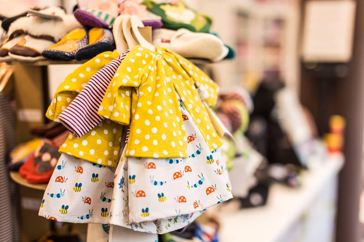 Kleine Läden unterstützen: Mode // HIMBEER
