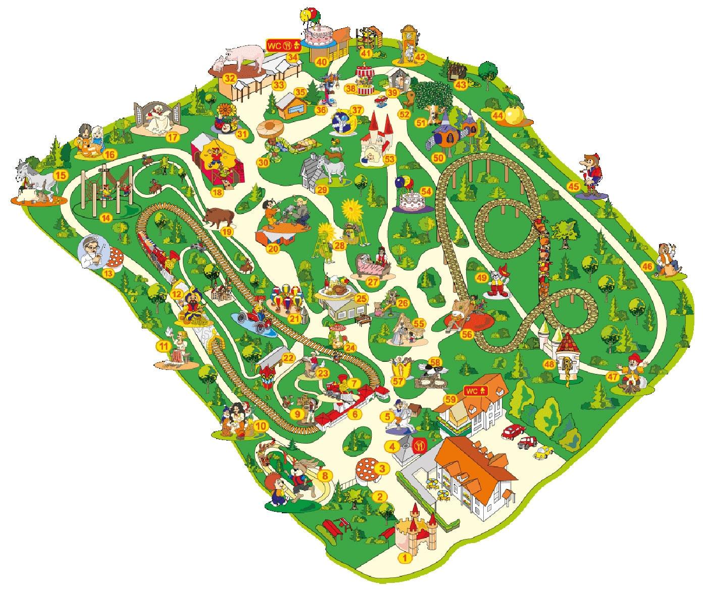 Ausflugsziel stadtnah: Märchenwald im Isartal // HIMBEER
