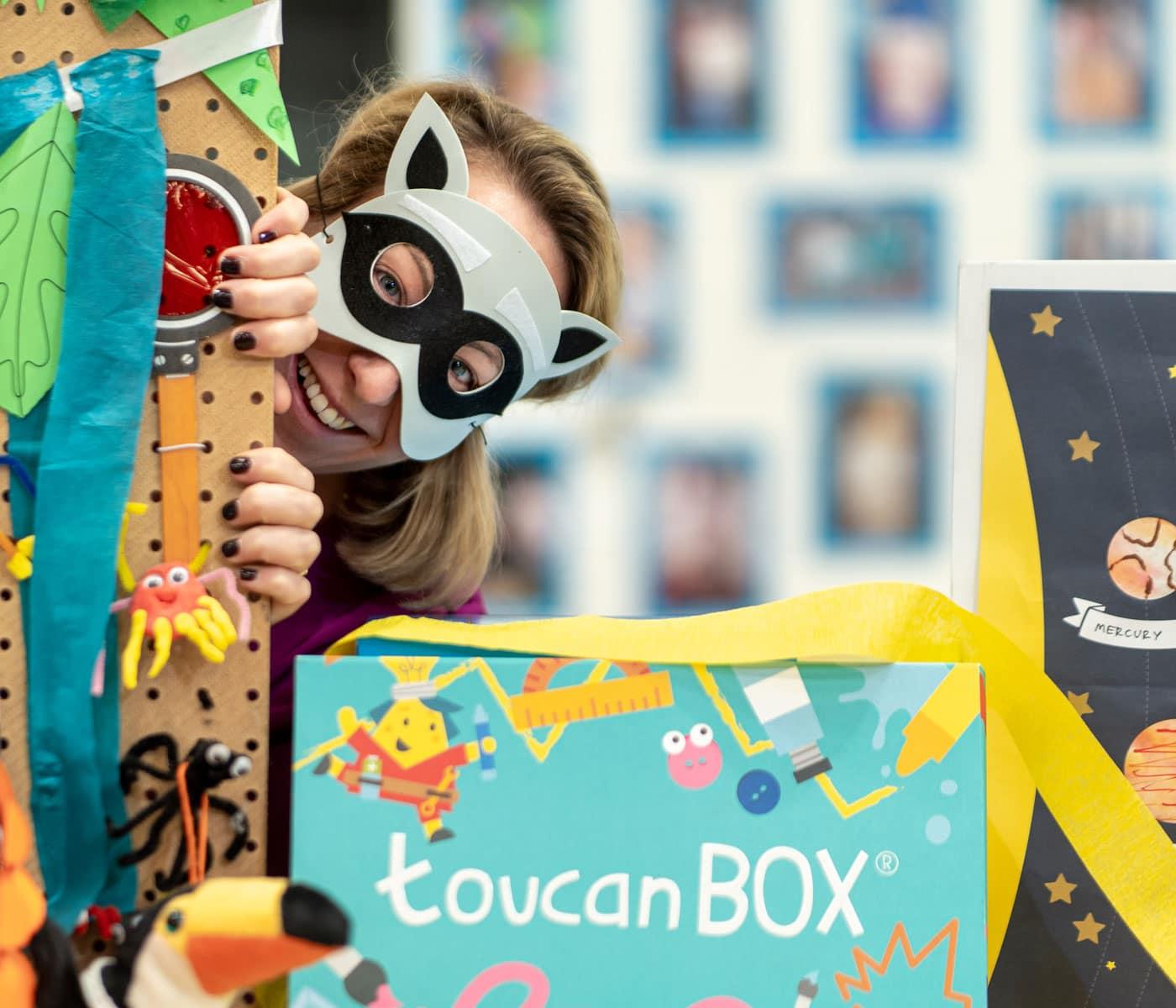 toucanBox-Gründerin Virginie Charles-Dear // HIMBEER