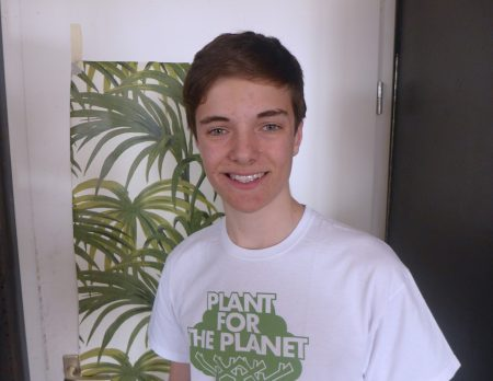 Plant for the Planet: Benedikt Eder // HIMBEER