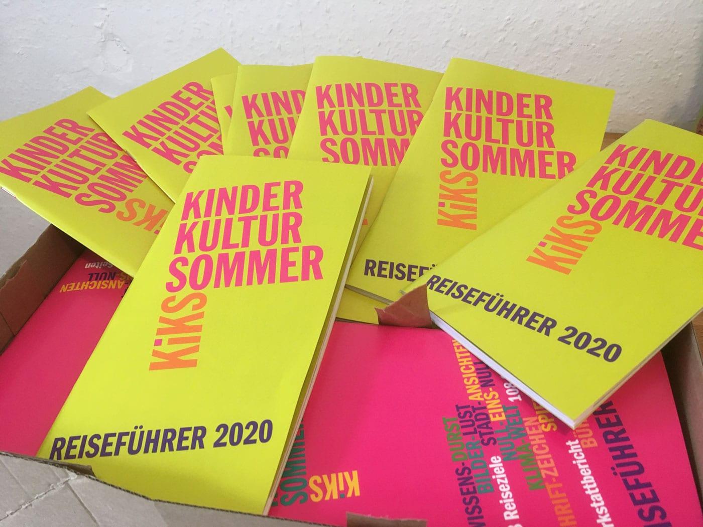 Kinder-Kultur-Sommer in München // HIMBEER