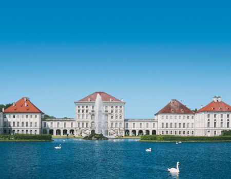 Bayerische Schlösserverwaltung: Schloss Nymphenburg München // HIMBEER
