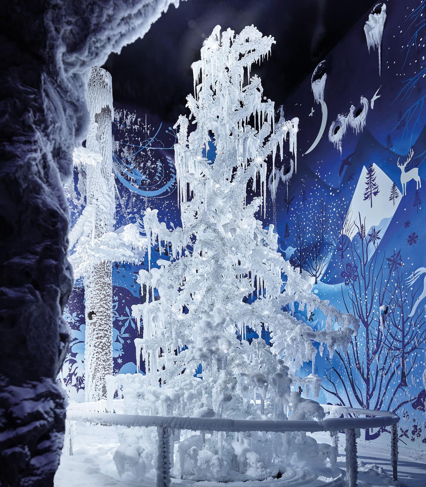 Silent Light – Wunderkammer in den Swarovski Kristallwelten // HIMBEER