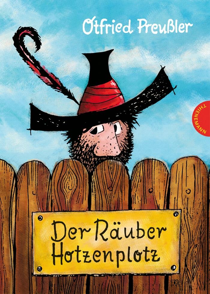Kinderbuchklassiker: der Räuber Hotzenplotz von Otfried Preußler // HIMBEER