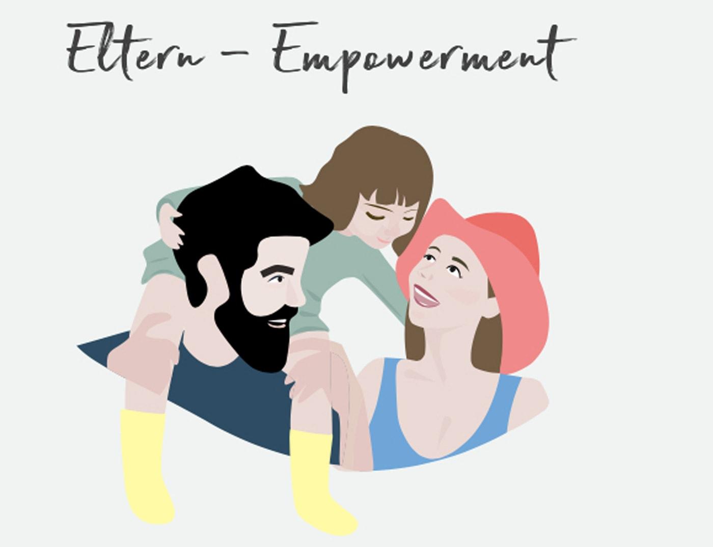 Empowerment für Eltern: Parentime // HIMBEER