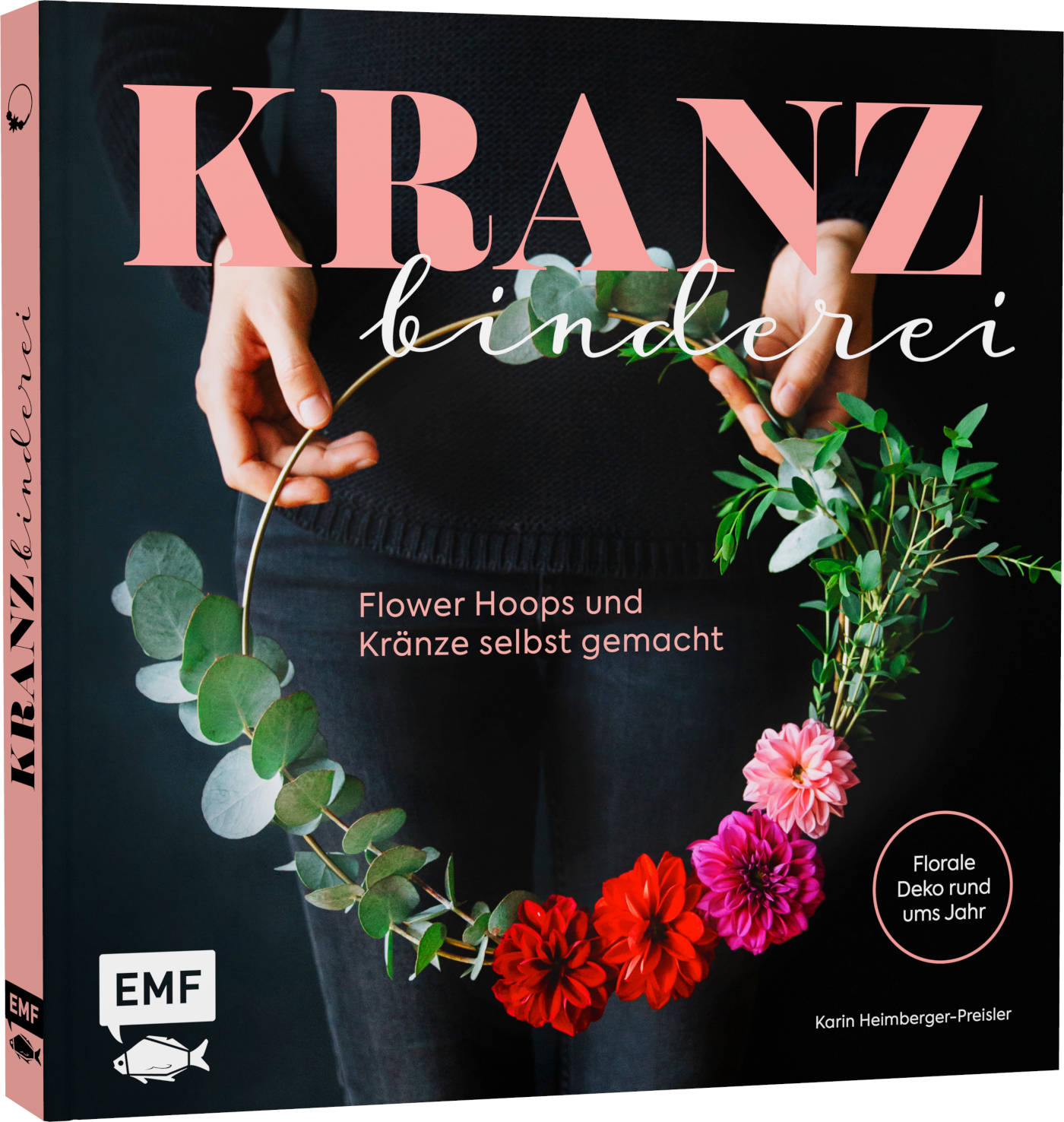 DIY-Buch: Kränze binden // HIMBEER
