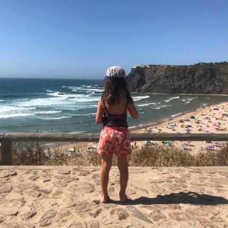 Campingtour mit Bulli von roadsurfer durch Portugal // HIMBEER