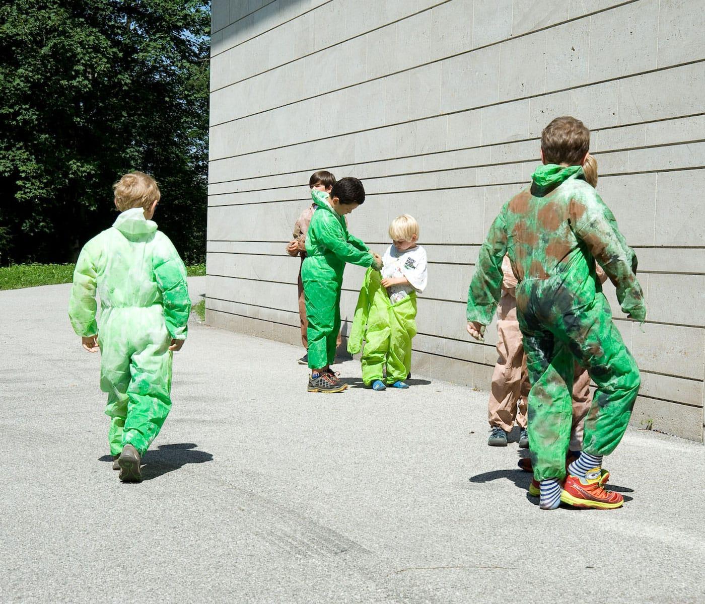 Aktiv am Wochenende: Museum mit spannendem Kreativprogramm und Kunstvermittlung für Kinder: Franz Marc Museum // HIMBEER
