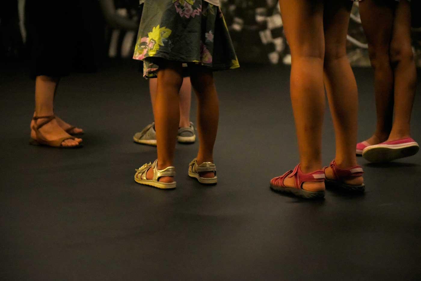 Familienprogramm in der Kunsthalle München // HIMBEER
