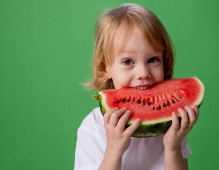 Familien-Freizeit-Tipp für das Wochenende 21.-23.08.2020: Erfrischend an Sommertagen: Wassermelone // HIMBEER
