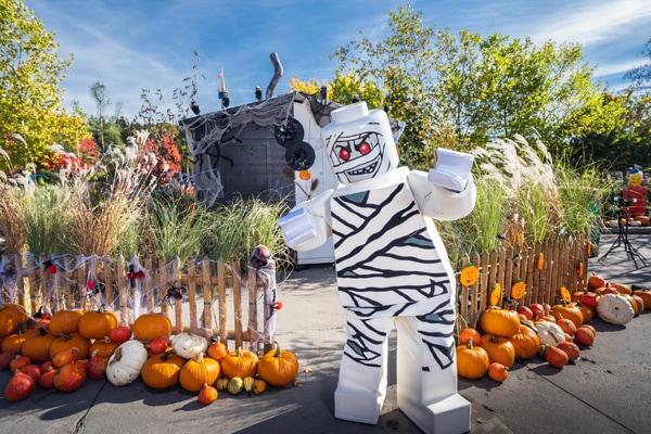 Halloween im LEGOLAND // HIMBEER