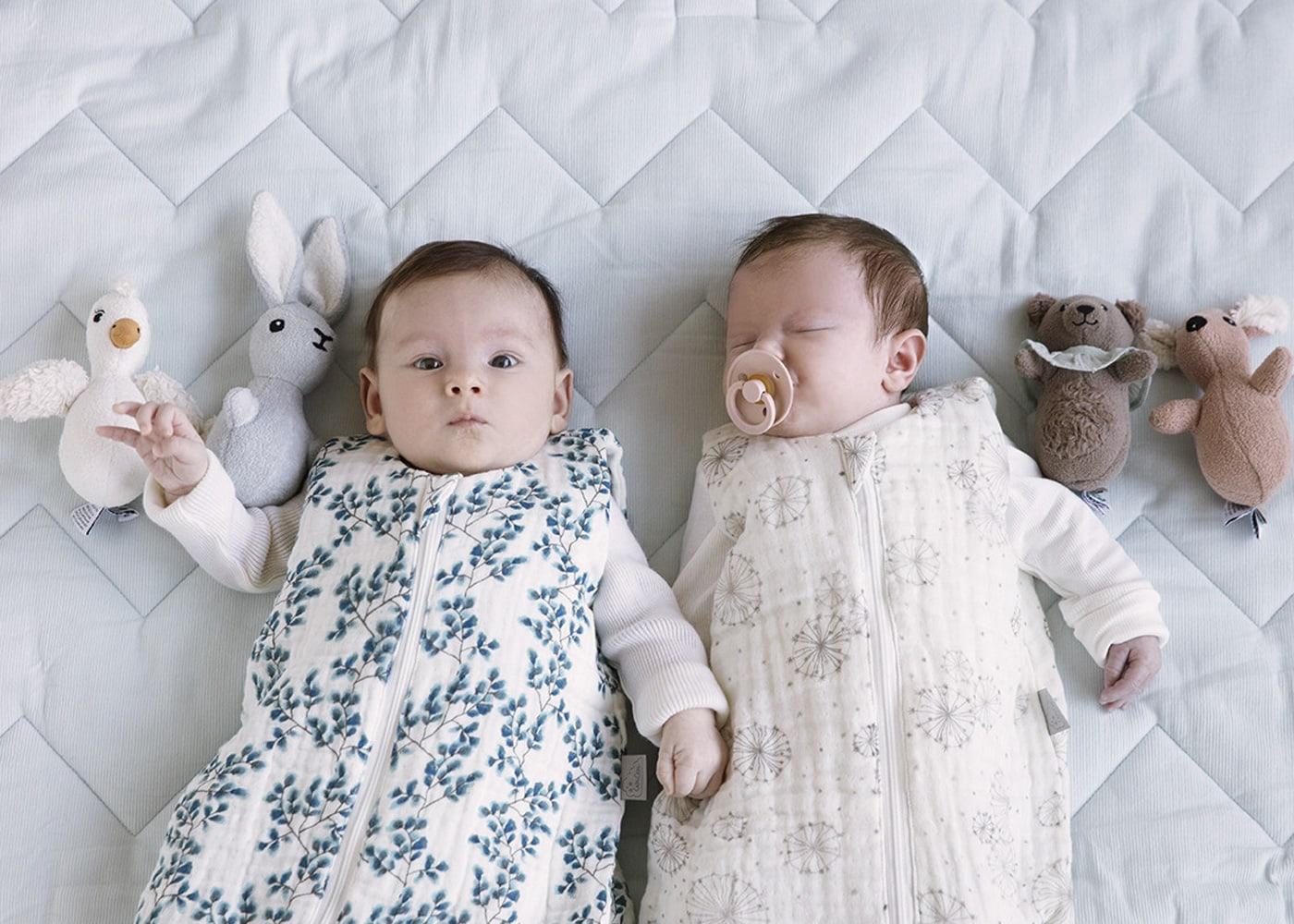Schöne Babyschlafsäcke von Cam Cam Copenhagen // HIMBEER