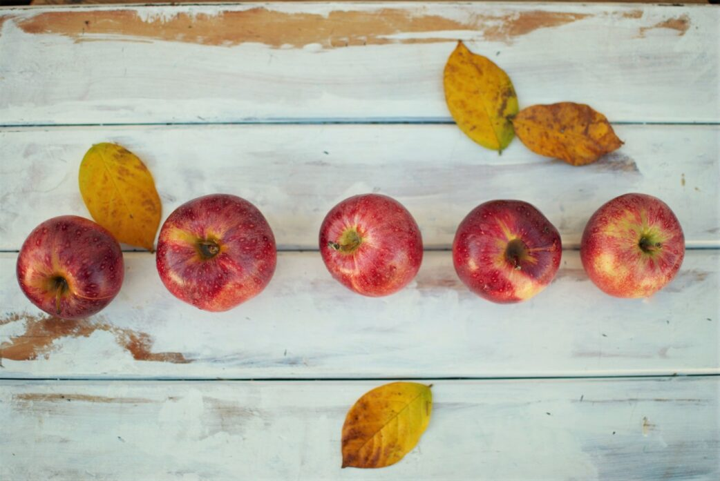 Äpfel für die Suppe // HIMBEER
