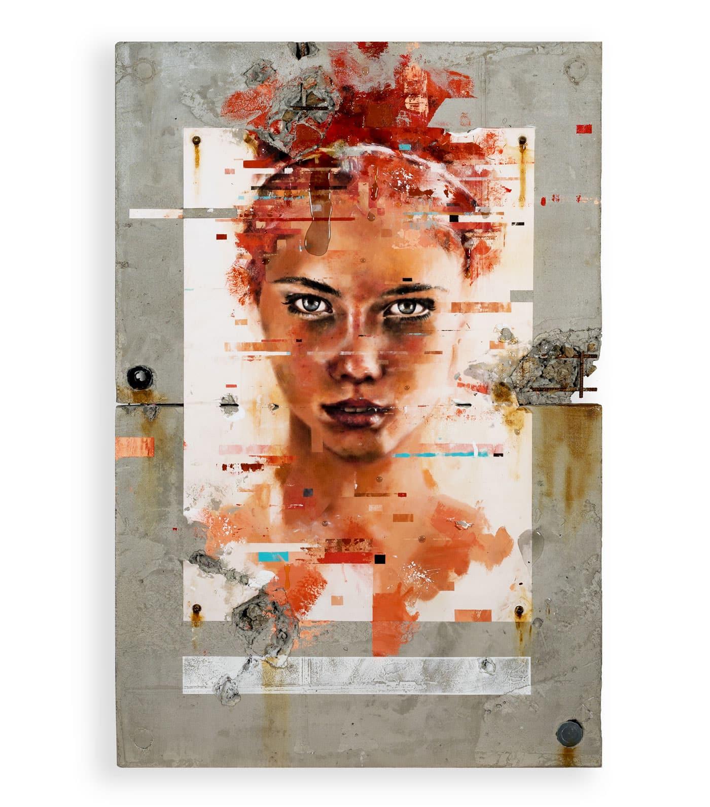 Zeitgenössische Kunst entdecken: Portrait von Georg Pummer// HIMBEER