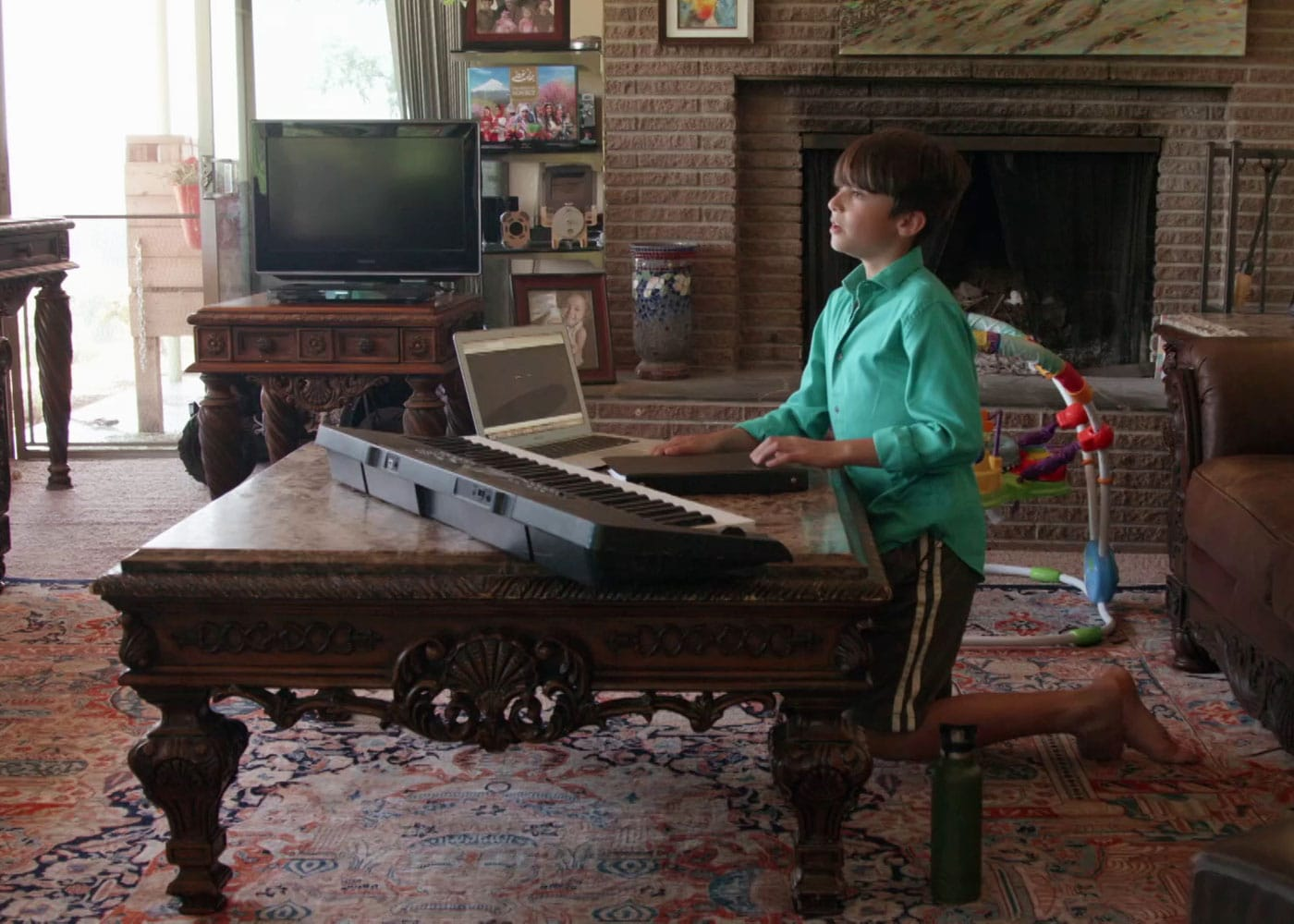 Arshan – Der kleine Sopran – Dokumentarfilm // HIMBEER