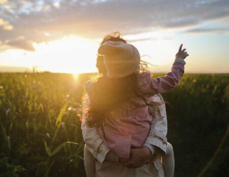 Beneficial Thinking für Mütter – wie man entspannt bleibt und Erschöpfung vorbeugt // HIMBEER