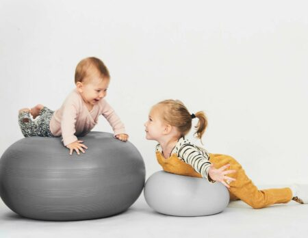 Bringt Bewegung ins Kinderzimmer: donut von bObles // HIMBEER