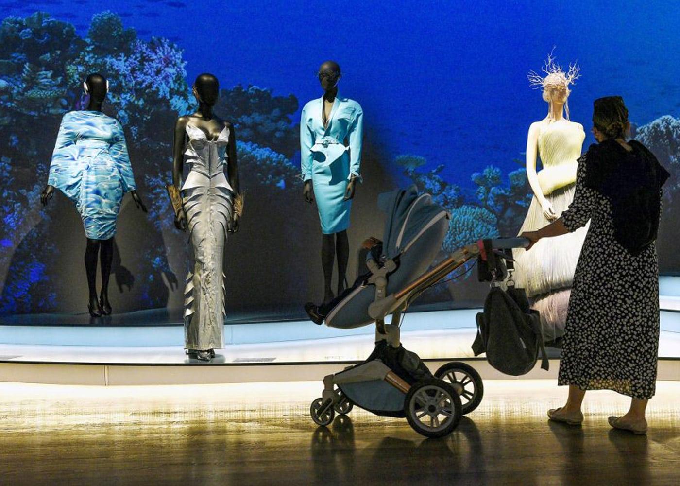 Kunst mit Baby in München: Babyführung in der Kunsthalle München // HIMBEER