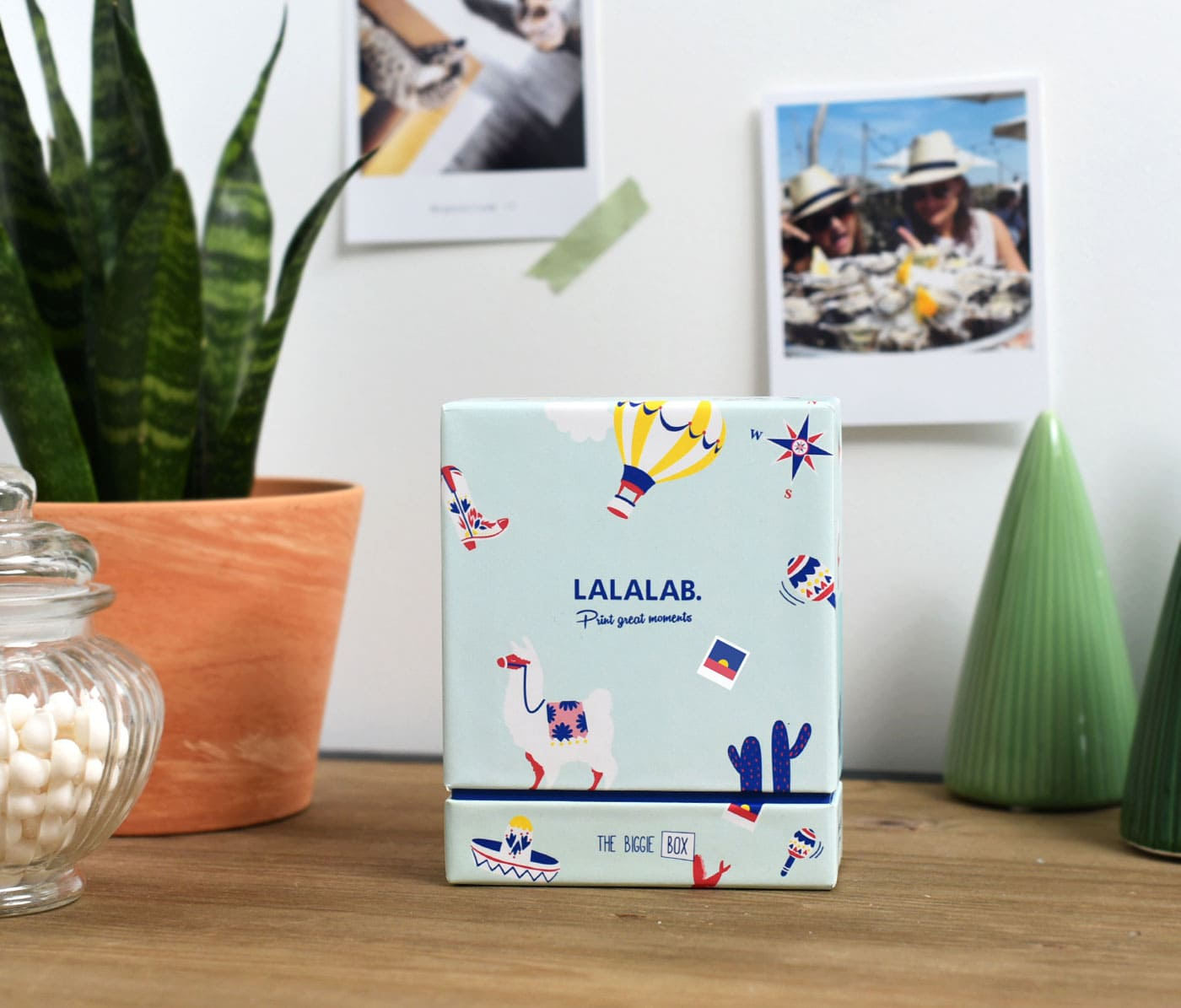 Gute Apps: Fotobox gestalten mit LALALAB Foto-App // HIMBEER