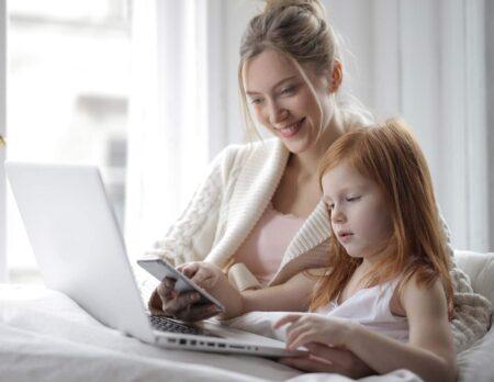 Gute Apps für Ferientage mit Kindern // HIMBEER