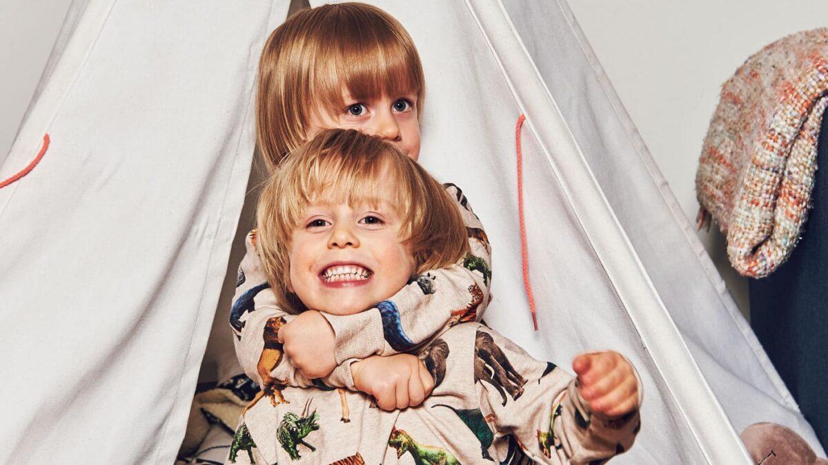 Vom Leben mit Zwillingen – innige Verbindung // HIMBEER