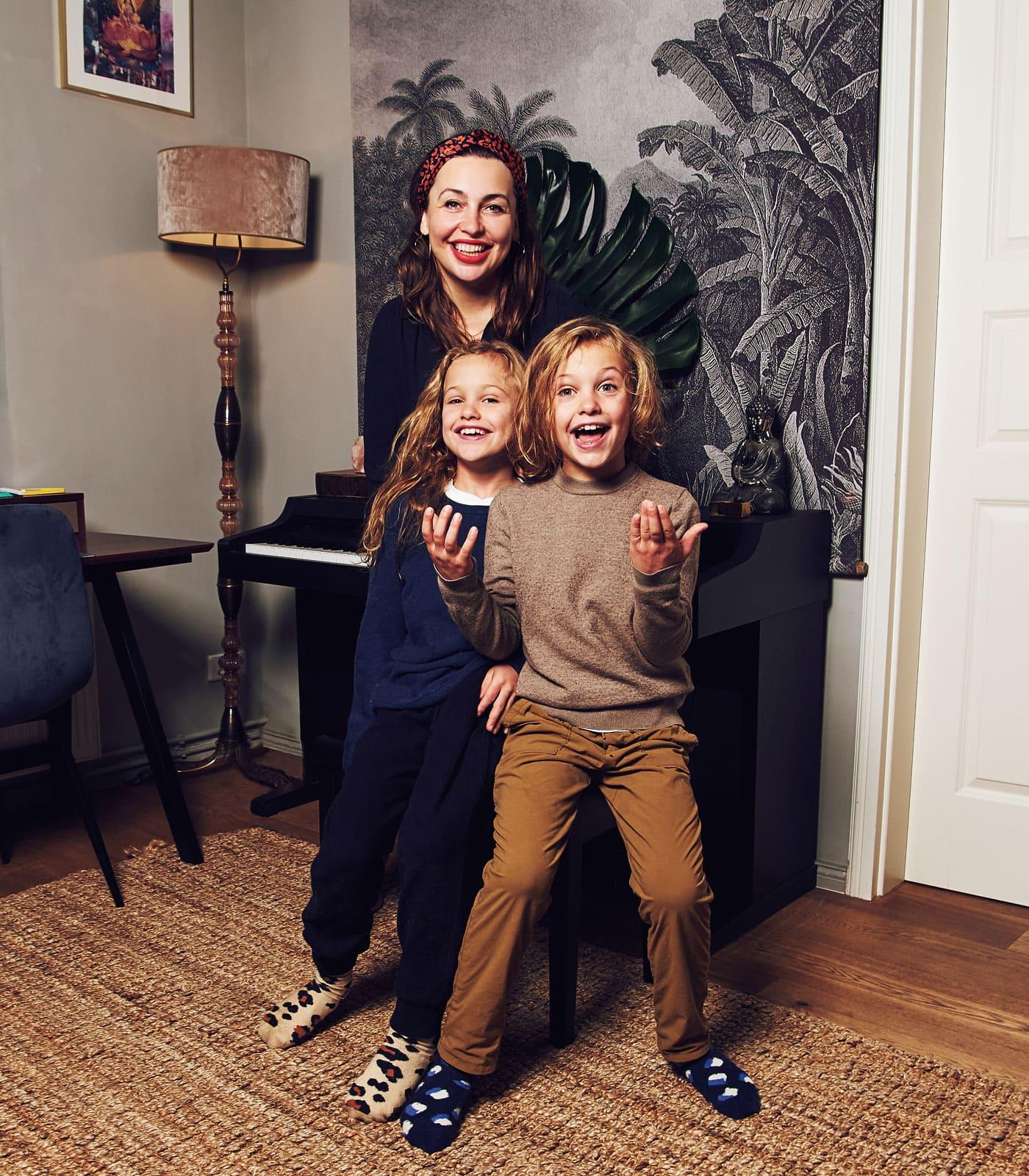 Vom Leben mit Zwillingen: Doppelte Power // HIMBEER