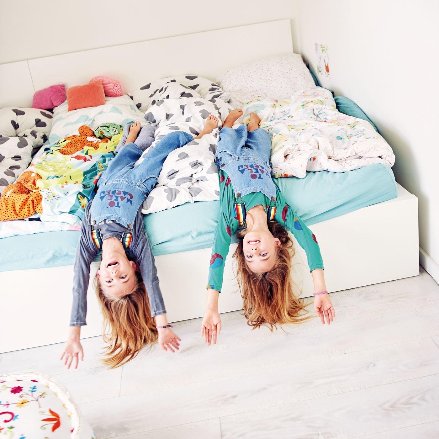 Vom Leben mit Zwillingsschwestern // HIMBEER
