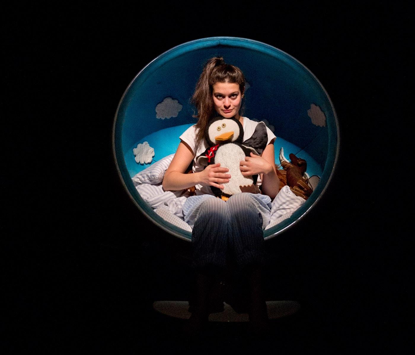 Online-Theater für Kinder: Schreimutter in der Schauburg München // HIMBEER